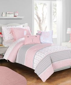 This Heartwood Forest Comforter Set by Morgan Home Collection is perfect! #zulilyfinds
