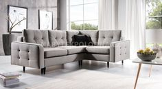 Beacon Hill End Table Retro Sofa, Loft Style, Living Room Kitchen, End Tables, Sofas, Outdoor Furniture Sets, Family Room, Upholstery, New Homes