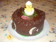 Húsvéti csokitorta