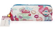 Love travel cosmetic case