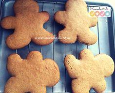 Qué fantástica recopilación de galletas con sabores y decoraciones distintas ha elaborado la autora del blog CUANDO ELI...