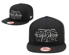 Star Wars The Force Awakens Snapback Star Wars Store, Diamond Supply Co, Snapback Cap, Hat Sizes, Stars, Casual, Anxious, Men, Products