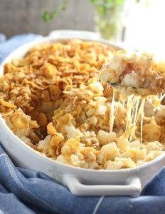 Cheesy Potato Casserole Recipe on Yummly