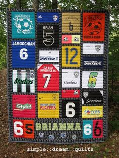 college dorm memory quilt t-shirt quilt nap quilt lap quilt dorm room quilt twin quilt twinXL - Together Since Shirts - Ideas of Together Since Shirts - Jersey Quilt, Look T Shirt, How Do You Clean, Twin Quilt, Rag Quilt, Quilt Blocks, Quilt Sizes, Quilt Patterns Free, Sewing Patterns