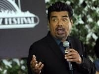 George Lopez on Tiger Woods Trump Golfing Together: Just a Couple of White Dudes Playing Golf George Lopez, Breitbart News, Tiger Woods, Play Golf, Comedians, Donald Trump, Presidents, Couples, Fictional Characters