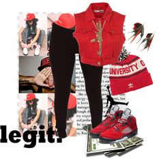 How You Mean, How You Mean, Thought You Knew About The Team, created by jaaaiymcmb on Polyvore