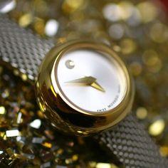 Movado Dot watch