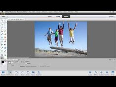 Moving Objects with Content Aware Move in Photoshop Elements 12 - YouTube