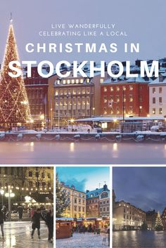 Celebrate Like a Local: Christmas in Stockholm