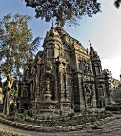 Sakakini Palace in Cairo, #Egypt