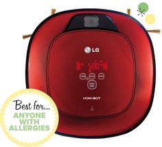 HOMBOT SQUARE ROBOT VACUUM CLEANER | LG | GIRL ABOUT TECH