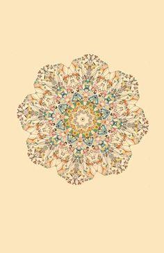 Art spiritual flower tattoo-ideas