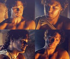Jamie, ridiculously great looking~ I'm pretty sure this is part of a 9 minute shirtless moment!