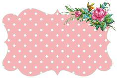 Aqua+and+pink++vintage+Flower+freebie+frame+2.png (816×549)