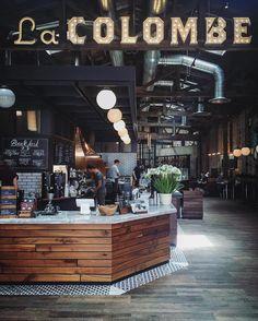 La Colombe, Philadelphia #cafe #coffeeshop