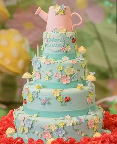 Baby Birthday Cakes, Biscuit Cake, Sugar Cake, Baby Shower, Woodland Party, Minnie Mouse, Alice, Camel, Garden Birthday Parties
