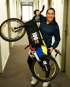 MARIANA PAJON BMX COLOMBIA Bmx, Nude, Bike, Colombia, Sports, Beauty, Bicycle