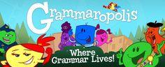 Here's Grammaropolis for Educators!