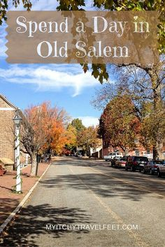 Do you have North Carolina travel plans? Will you be going to Winston-Salem? Read our tips on How to visit Old Salem, North Carolina.