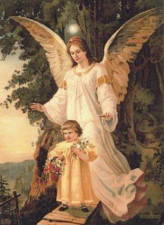 Portal de Arcangeles: Confia en tu ángel de la guarda para que la solución a tus problemas esten a tu alcance
