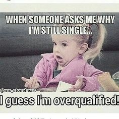 If you're single as a Pringle this Valentine's Day, we've got you covered with the best funny memes about your relationship status (or lack there of). Here are 25 funny Singles Awareness Day memes to help you celebrate love — for yourself. Funny Single Memes, Single Life Humor, Being Single Humor, Memes About Being Single, Single Life Quotes, Funny Relationship Quotes, Life Quotes Love, Funny Quotes, Change Quotes