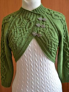 knit ---- good shape for a 'cover up' to have on stand by if a cool wedding day…