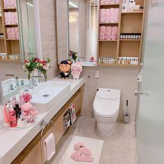 Home Room Design, Home Interior Design, House Design, Aesthetic Bedroom, Dream Apartment, Bathroom Organisation, Dream Rooms, House Rooms, Bathroom Interior