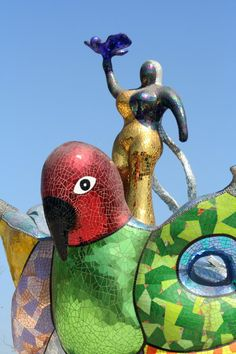 Secret Garden, Niki de Saint-Phalle