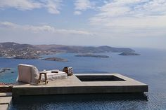 Modern sophisticated houses on Syros island   My Paradissi