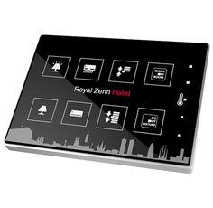 Touch-MyDesign Pulsador capacitivo KNX