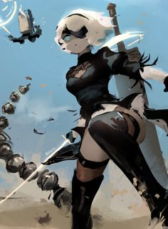 World of Our Fantasy Manga Anime, Anime Art, Character Art, Character Design, Adventure Time Girls, Gamers Anime, Fan Art, Fantasy Warrior, Action Poses