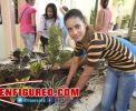 La Universidad Autónoma de Santo Domingo (UASD),  Recinto de San Francisco de Macorís dio apertura a la jornada de siembra de árboles, en esta ocasión se transformó en embellecimiento de las