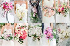 Peony Bridesmaid Bouquet, White Wedding Bouquets, Wedding Flowers, Wedding Day, Wedding Dresses, Wedding Greenery, Bridal Bouquets, Purple Wedding, Wedding Blog