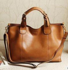 100% Genuine Leather Bags Women Leather Handbags Messenger Bag Totes Shouler Bags for Ladies Brand High Quality Vintage Handbag