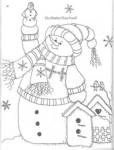 Album Archive - a creative brush Christmas Quilting Projects, Christmas Quilt Patterns, Christmas Books, Diy Christmas Ornaments, Christmas Decorations, Xmas, Tole Painting, Fabric Painting, Snowman Quilt