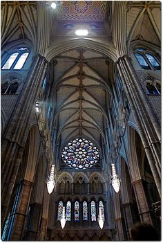 Westminster Abbey.. there's just something about gothic architecture
