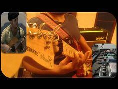 ALEJANDRO PRECIADO - Sonidos de Guitarra. En MAYO 2013 la grabación de guitarra eléctrica con el compositor y arreglista Leo Arias; trae armonía y potencia a la melodía.