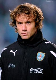 Diego Lugano, (Diego Alfredo Lugano Morena), footballer from Uruguay, b. 1980