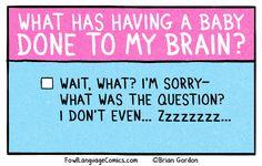 Why's baby Crying - Bonus Panel - Fowl Language Comics