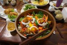 Tempeh, Salata, Vegan, Gıda, Taze, Sebze, Vejetaryen