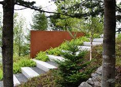 Landscaping Around House Dream Homes - DIY Simple Landscaping Front Yard - - Beautiful Landscaping Road Trips - Modern Landscaping Front Yard Curb Appeal Driveways Landscape Stairs, Landscape Architecture, Landscape Design, Garden Design, Outdoor Steps, Garden Stairs, Front Yard Landscaping, Landscaping Ideas, Shade Landscaping