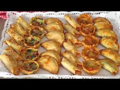Baked dumplings: 6 cheap, easy and quick recipes .- Baked dumplings: 6 cheap, easy and quick recipes (WITHOUT FRYING) -… – # economic # FREÍR - Inexpensive Meals, Easy Meals, Sandwich Buffet, Tapas, Eating Pictures, Appetizer Recipes, Appetizers, Party Sandwiches, Clean Eating Desserts