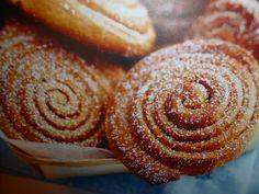 ricette vegane - biscotti alla cannella