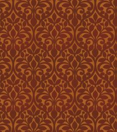 $27.49/yd. Home Decor Print Fabric-Eaton Square Portabello Passion
