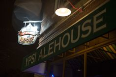 Ypsi Alehouse is now open and serving craft beer and delicious cuisines. One of four new businesses in Ypsilanti, Michigan! Click to read Ypsi Real's blog and find out more.
