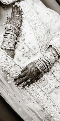 """Bangle bracelets - """"Portrait of a Muslim Bride"""" by AH Portrait Photography"""