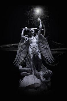Archangel__St__Michael_by_AaronRandal.jpg (730×1095)