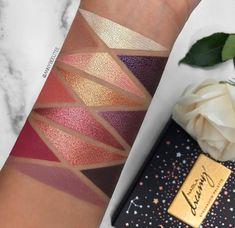 Makeup Inspo, Beauty Makeup, Eye Makeup, Nabla Cosmetics, Makeup Swatches, Eyeshadow Palette, Make Up, Photo And Video, Tattoos