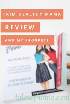 trim healthy mama review & my progress - talesofhome.com