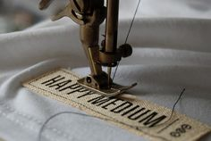 Wonderful clothing label | Content in a Cottage